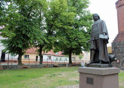 Paul-Gerhardt-Denkmal Mittenwalde
