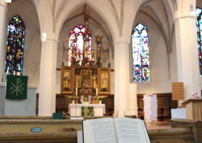 Pfarrkirche St. Moritz Mittenwalde