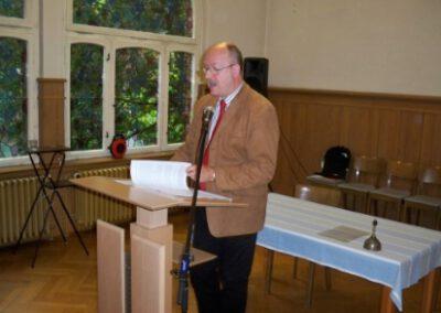 Jahrestagung der Paul-Gerhardt-Gesellschaft 2009
