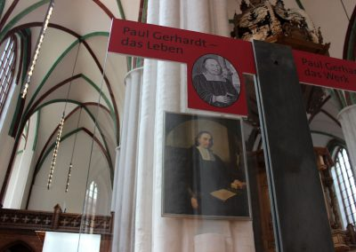 Impressionen aus der Nikolaikirche