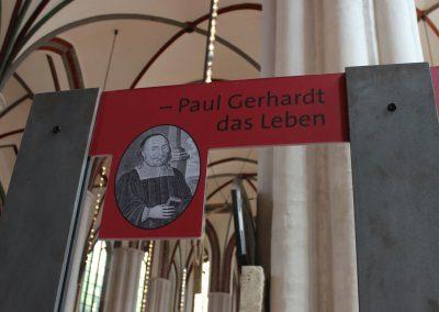 Paul Gerhardt - das Leben