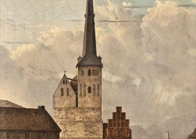 Die Berliner Nikolaikirche