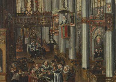 Gedächtnisbild für den Kurfürstlichen Rat Johann von Kötteritz (Ausschnitt)